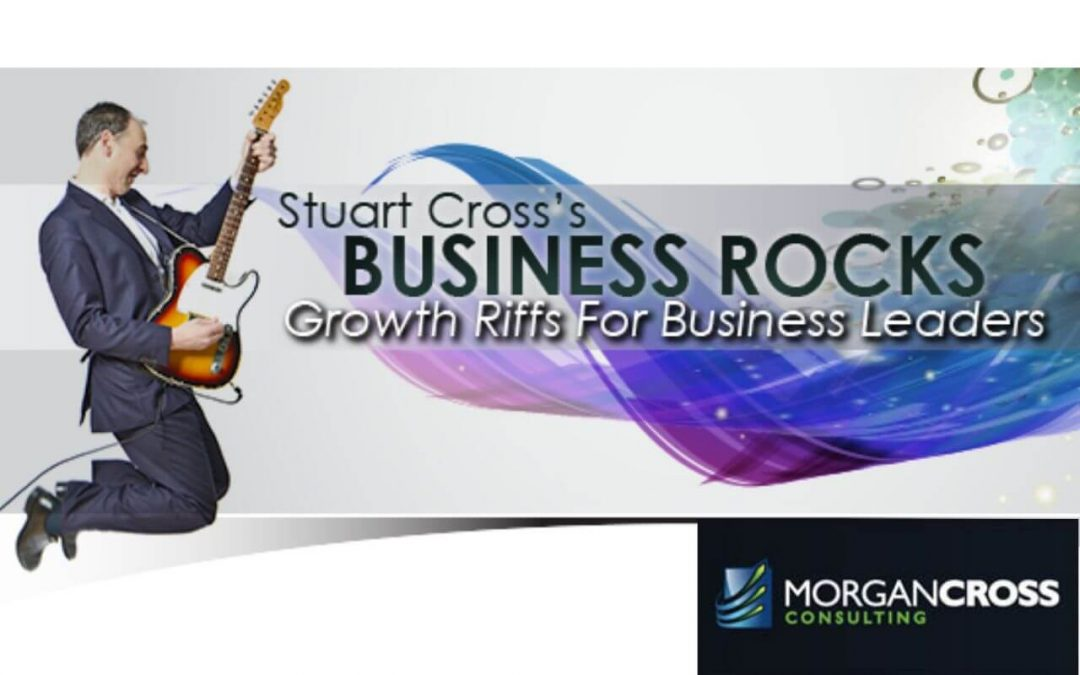 Business Rocks: Accelerators and Brakes