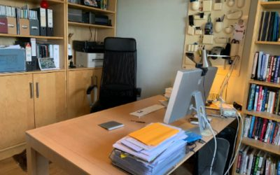 5 Rules for Working from Home